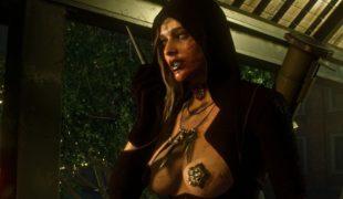 "Resident Evil 3 ""Джилл - дочь Димитреску"""