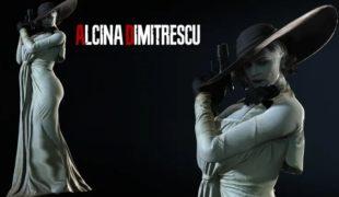 "Resident Evil 3 ""Леди Димитреску"""