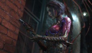 "Resident Evil 3 ""Джилл становится Зергом"""