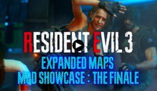 "Resident Evil 3 ""Расширение локаций"""