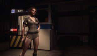 """Resident Evil 3 """"Шериф Джилл"""""""