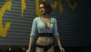 """Resident Evil 3 """"Джилл Плохой Полицейский - Детектив"""""""
