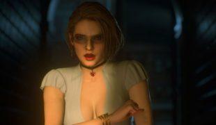 "Resident Evil 3 ""Джилл Бизнес Леди"""