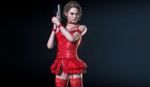 "Resident Evil 3 ""Джилл Сирена"""