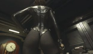 """Resident Evil 3 """"Специальные анимации"""""""