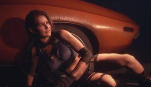 """Resident Evil 3 """"Сексуальный оригинальный костюм"""""""