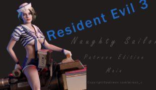 "Resident Evil 3 ""Морячка Джилл"""
