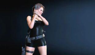 """Resident Evil 3 """"Убийственное платье"""""""