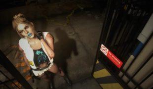 "Resident Evil 3 ""Джилл в костюме фанатки Гоку"""
