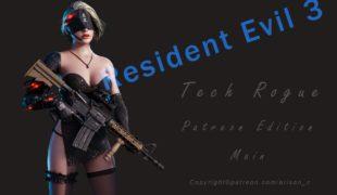 """Resident Evil 3 """"Техно Джилл v1.6 PE"""""""