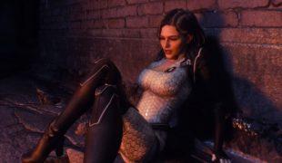 "Resident Evil 3 ""Набор костюмов Миранды из Mass Effect"""