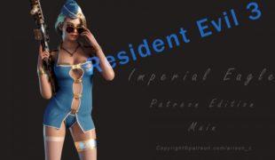 "Resident Evil 3 ""Имперская птичка V1.3PE"""